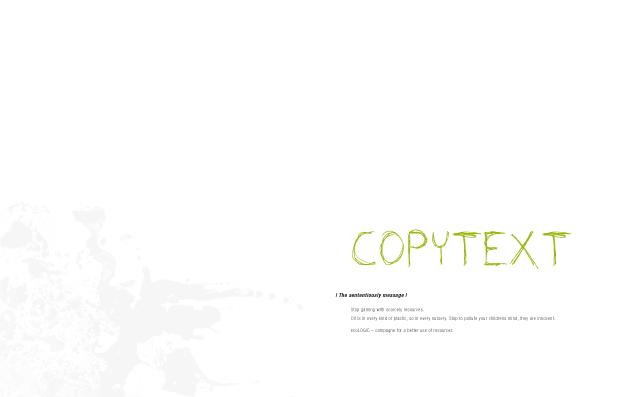 eco_Logic: Brandbook