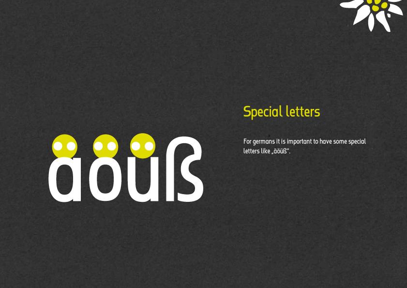 Typeface Katalog