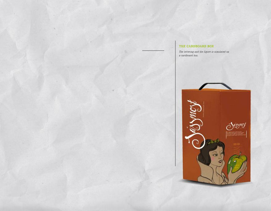 Süssmost: Brandbook