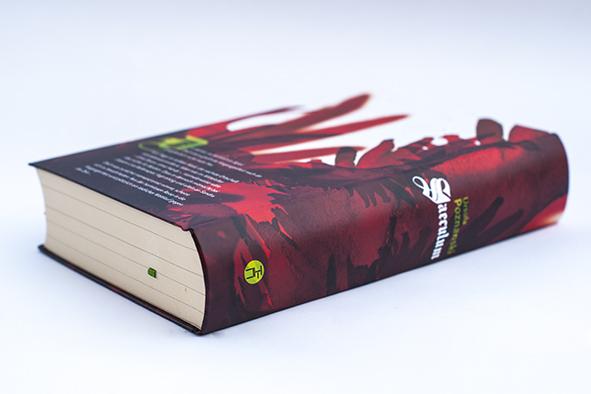 Buchumschlag-Gestaltung: Saeculum